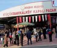 Küçükbakkalköy Ataşehir Sosyete Pazarı