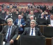 Cumhurbaşkanı Erdoğan ile Ankara'da buluştu