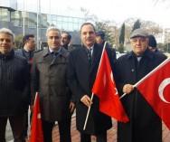 Beşiktaş'ta yaşanan terör saldırısı