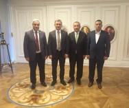 Üsküdar Belediye Başkan'ı Sayın Hilmi Türkmen