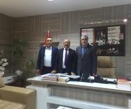 Maltepe Belediyesi'nde Başkan Yardımcıları Ömer Ekşi
