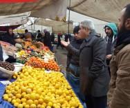 Kadıköy Göztepe Semt Pazarı