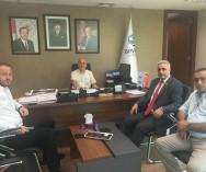 Beykoz Belediyesini Ziyretimiz.