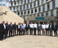 Ankara'da Federasyon toplantımız