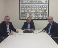 Çekmeköy Belediyesi'nde Pazar günü kurulan Taşdelen Pazarı ile ilgili görüşmelerimizi yaptık...