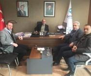 Beykoz Belediyesi Başta Belediye Başkanı Yücel ÇELİKBİLEK ve Başkan yardımcıları ile görüşmeler neticesinde Beykoz Cumartesi Merkez Pazarının üstünün kapatılması ile ilgili durum değerlendirilmesinde bulunduk.
