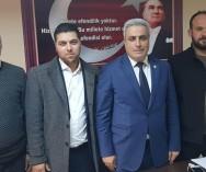 Çorlu Pazarcılar Odası ile Birlikte Marmara Ereğlisi Belediyesi kanuni müeyyidelere uygun hale getirilmesi hakkında görüşme sağladık.