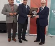 Beykoz Belediyesi Başkanı Yücek ÇELİKBİLEK'in Beykoz Pazarcı esnafımıza yönelik tertiplediği veda yemeğinde bir araya geldik.