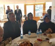 Sancaktepe Belediyesi ile esnaflarımızla düzenlenen kahvaltı.