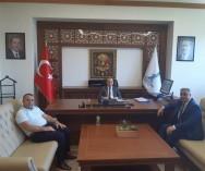 Sancaktepe Belediye Başk.Yardımcılıklarına getirilen,değerli dostlarımız Kemal Ayyıldız ve Ahmet Yılmaz'ı makamlarında ziyaret ederek hayırlı olsun dileklerimizi ilettik...