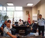 Çekmeköy Belediyesi'nde pazarlarımızın genel durumu ve yapılacak çalışmalar ile ilgili bilgi alışverişinde bulunduk...