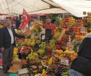 """Hükümetimizin""""BARIŞ PINARI HAREKATI""""na And.Yak.Pazarcılarından tam destek.."""
