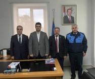 Beykoz Belediyesi'nde Semt Pazarlarımızın genel durumu ve yapılacak çalışmalar üzerinde görüş alışverişinde bulunduk.