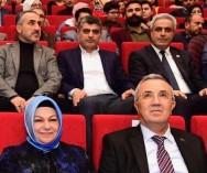 """Sancaktepe Belediyesi'nin düzenlemiş olduğu """"SARIKAMIŞ ŞEHİTLERİMİZİ ANMA GECESİ""""ne katıldık."""