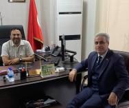 Çekmeköy Belediyesi 'nde Zb.Md.Mustafa Filiz'le pazarlarımızdaki pazarcı esnaflarımızın sorunları ve çözümleri üzerine görüş alışverişinde bulunduk...