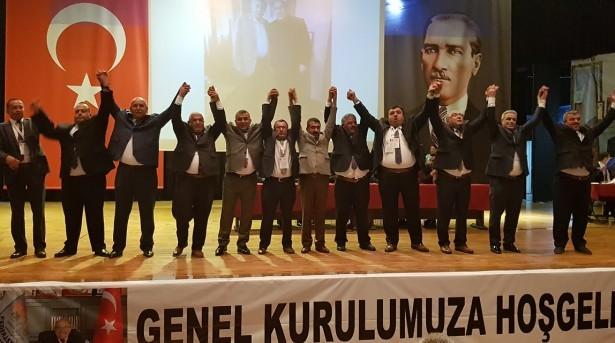Oda BAŞKANIMIZ SAYIN MEMET EMİN YARAR Federasyon Başkan Vekili seçilmiştir.